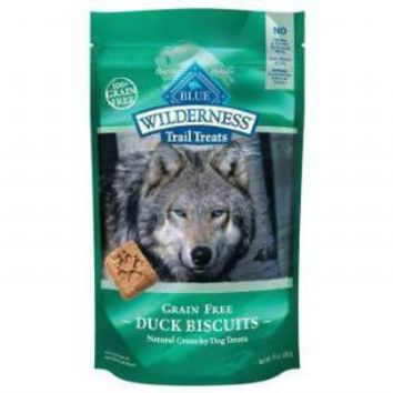 Blue Wilderness Trail Treats Duck Biscuits