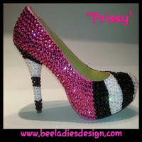 Women's Custom Designed Shoe/ Pump PRISSY por BLCustomDesignShoes