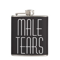 Male Tears Flask