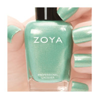 Zoya Dillon from the Awaken Collection: Pastel, Spring 2014 Nail Polish Colors
