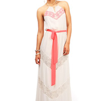 Fairest Maiden Maxi Dress