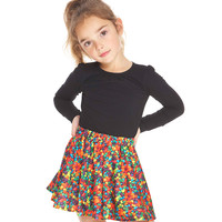 Kids Geeks Skater Skirt
