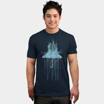 The Feel Of Rain T Shirt By Berwies Design By Humans
