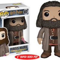 POP! HARRY POTTER 07 - RUBEUS HAGRID