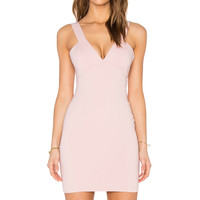 Jay Godfrey Narino Dress in Blush