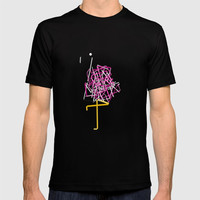Pink Flamingo T-shirt by Fuegostein