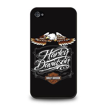 HARLEY DAVIDSON USA iPhone 4 / 4S Case Cover