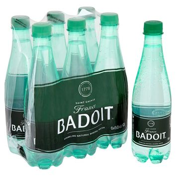 Ocado: Badoit Sparkling Natural Mineral Water (Product Information)