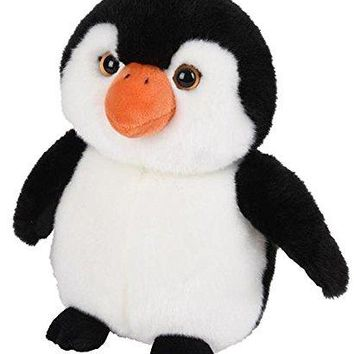 "Wildlife Tree 9"" Stuffed Penguin Plush Belly Buddies Animal Heirloom Collection"