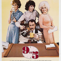 9 to 5 11x17 Movie Poster (1980)