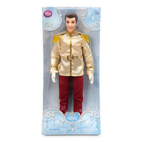 Prince Charming Classic Doll - Cinderella - 12'' H