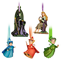 Sleeping Beauty Limited Edition Ornament Set
