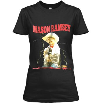 MASON  RAMSEY Ladies Custom