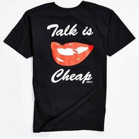 OBEY Talk Is Cheap Tee