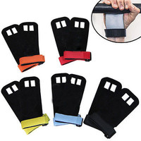 5 Colors Pull Up Weight Lifting Glove