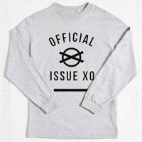 The Weeknd - Official Issue XO long sleeved on Size : S-3Xl , heppy new year in 2015.
