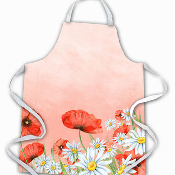 Poppies and Chamomiles Apron BB7448APRON