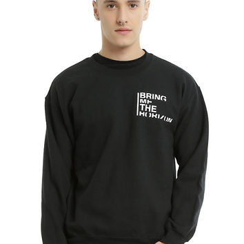 Bring Me The Horizon True Friends Crew Pullover