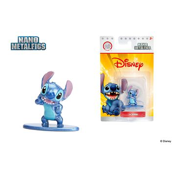 Jada Nano Figures Disney Single  Lilo and Stitch Stitch