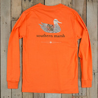 Southern Marsh Authentic Heritage Collection - Oklahoma - Long Sleeve