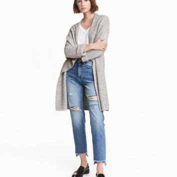 Textured Cardigan - from H&M