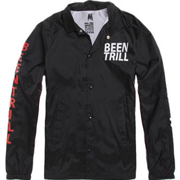 Been Trill Clean Trill Windbreaker Jacket at PacSun.com