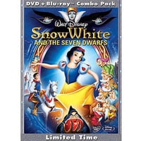 Walmart: Snow White And The Seven Dwarfs (Standard DVD + 2 Disc Blu-ray) (Full Frame)