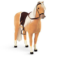 American Girl® Accessories: Palomino Horse