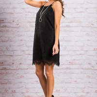 Class Personified Dress, Black