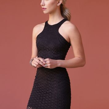 West Coast Wardrobe  Laurel Dress in Black