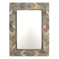 Rectangular Decorative Mirror