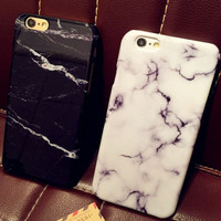 Marble PC IPhone Case