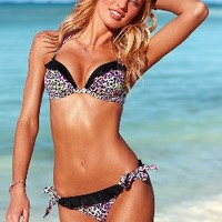 Gorgeous Push-up Halter Top - The Gorgeous Swim Collection - Victoria's Secret