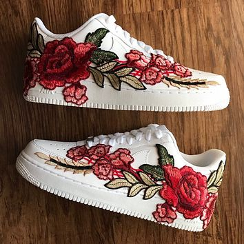 Custom Shoes Nike Air Force 1 One // Adidas Vans Jordan Converse Sneaker Air Max Hypebeast Authentic Old Skool Roshe Sk8 Hi