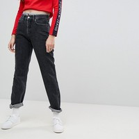Tommy Jeans 90s Capsule Mom Jean at asos.com