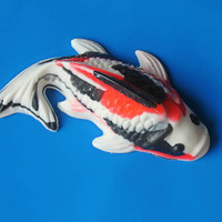 Koi Fish Soap - Koi Fish Gift - Gifts for Fishermen - Unique Fathers Day Gift - Fish Gift - Japanese Koi Fish - Soap Gift box for Men -