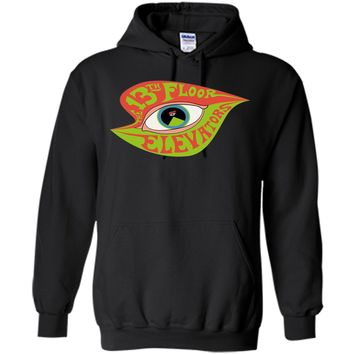 Dicky Ticker Psychedelic Elevator T-shirt