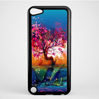 Abstract Tree iPod Touch 5 Case