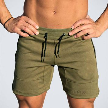 Men's GYM  Bodybuilding Short  Fitness shorts  New Summer  Sports Short Workout gyms Running short Male Exercise Clothes