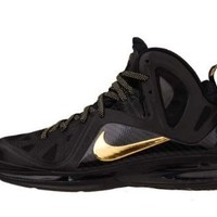 LEBRON 9 P.S. ELITE 516958-002 BLACK