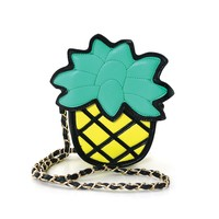Fun Pineapple Shoulder Bag