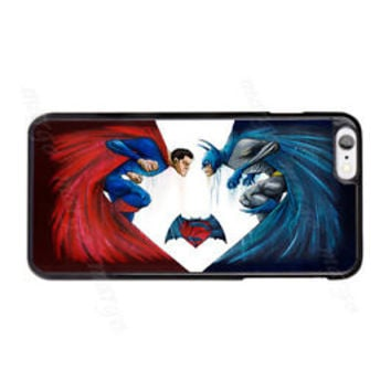 New Batman vs Superman Movie Hard Back Phone Case for iPhone Samsung iPod Sony