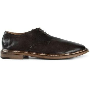 ONETOW Marsèll contrasting trim lace-up shoes