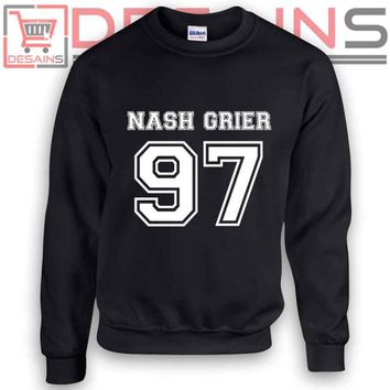 Buy Sweatshirt Nash Grier 97 Sweater Womens and Sweater Mens