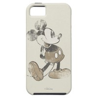Vintage Mickey Mouse 1 iPhone 5 Case from Zazzle.com