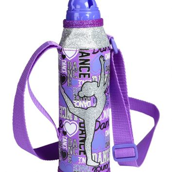 Dance Water Bottle With Strap | Girls Journals, Water Bottles & Supplies Clearance | Shop Justice