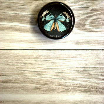 Butterfly Collection - Engagement Ring Box - Made To Suit - Bridesmaids Gifts