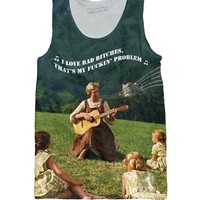 Sound of Bad Bitches Tank Top