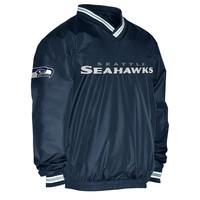Seattle Seahawks Lightweight Pullover Jacket