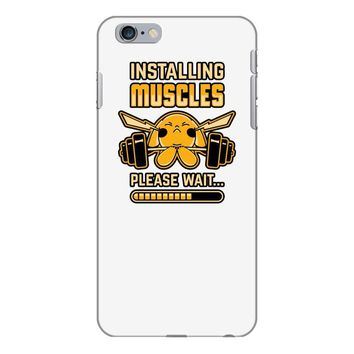 pikachu muscles iPhone 6 Plus/6s Plus Case